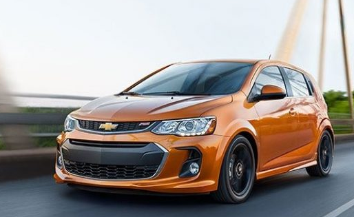 2020 Chevrolet Sonic Hatchback LT Redesign | Chevrolet ...