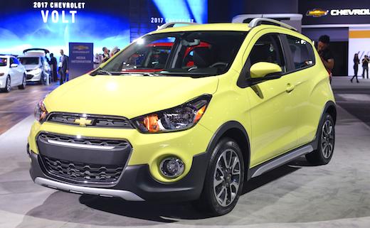 2020 Chevrolet Spark Activ Redesign | Chevrolet Engine News