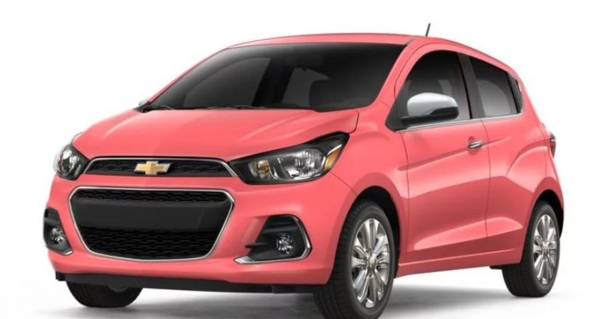 2020 Chevrolet Spark Brochure Design Price Chevrolet