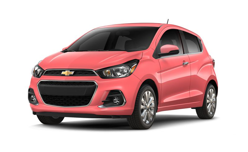 2020 Chevrolet Spark LS Manual Transmission | Chevrolet ...
