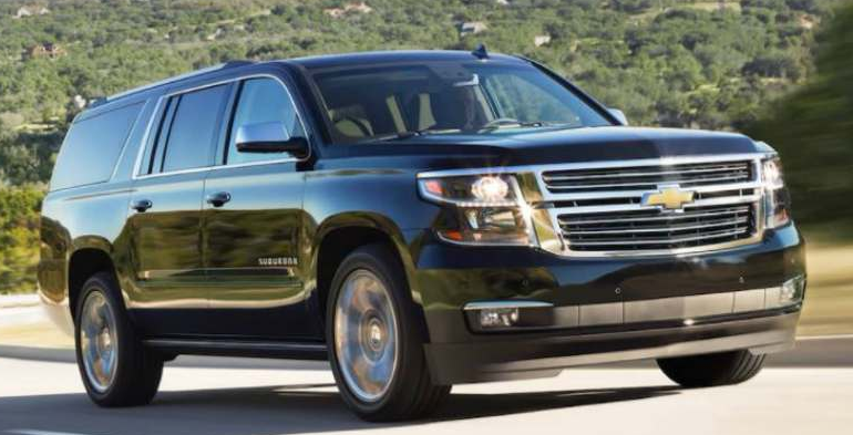 2020 Chevrolet Suburban LTz Engine, Price, Interior ...