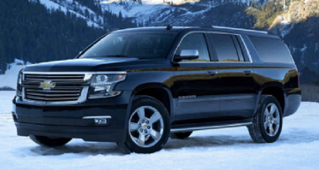 2020 Chevrolet Suburban Usa Redesign Engine Price