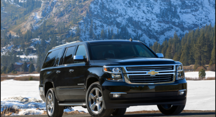 2020 Chevrolet Tahoe Brochure Redesign | Chevrolet Engine News