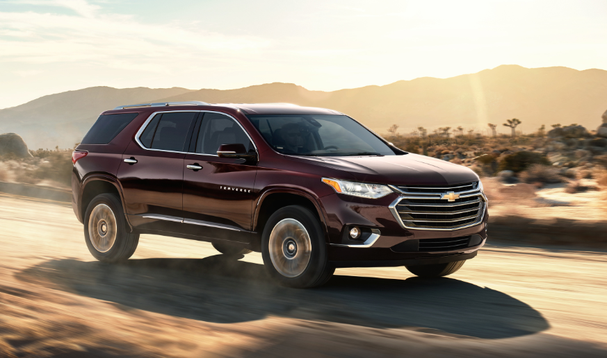 2020 Chevrolet Traverse AWD 2LZ Redesign | Chevrolet ...