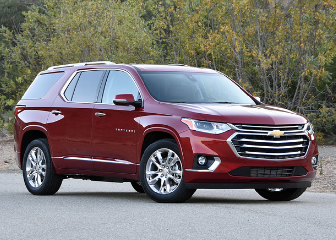 2020 Chevrolet Traverse AWD High Country | Chevrolet Engine News