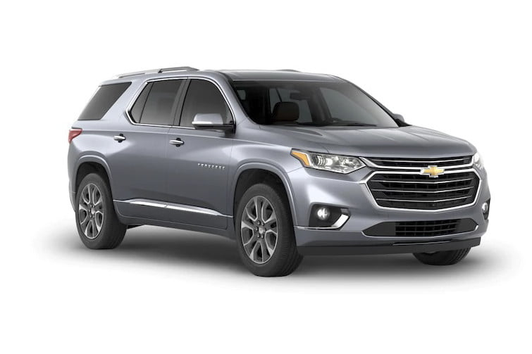 2020 Chevrolet Traverse Black Rims Design | Chevrolet ...