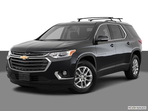 2020 Chevrolet Traverse Fwd 4DR LS W/1ls | Chevrolet ...