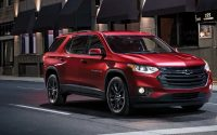 2020 Chevrolet Traverse High Country Price Chevrolet