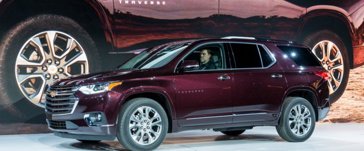 2020 Chevrolet Traverse Premier Colors | Chevrolet Engine News