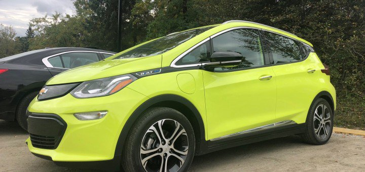 2020 Chevy Bolt Redesign Colors | Chevrolet Engine News