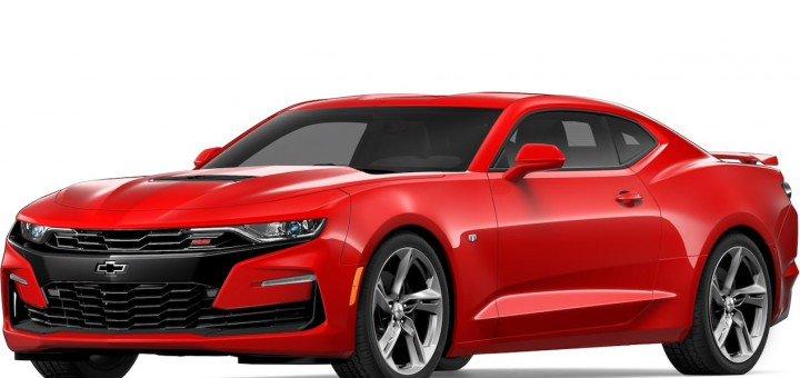 2020 Chevy Camaro Exterior Colors | Chevrolet Engine News