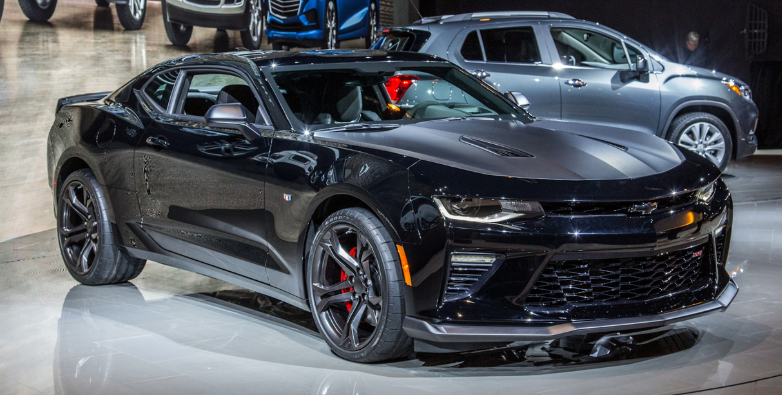 2020 Chevy Camaro LS Changes | Chevrolet Engine News