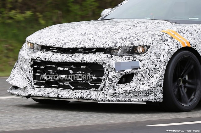 2020 Chevy Camaro Spy Photo | Chevrolet Engine News