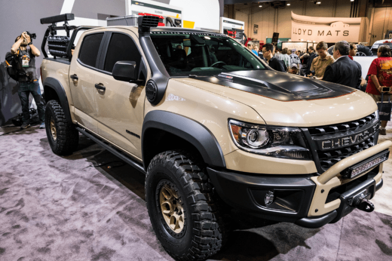 2020 Chevy Colorado Redesign Interior | Chevrolet Engine News