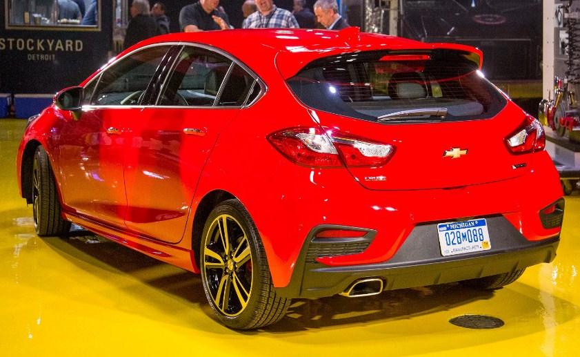 2020 Chevy Cruze Manual Specs Chevrolet Engine News