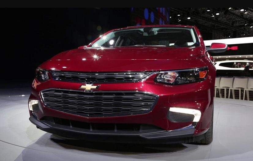 2020 Chevy Cruze Redline Release Date Chevrolet Engine News