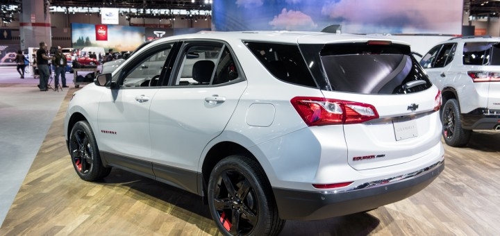 2020 Chevy Equinox Redline Edition | Chevrolet Engine News