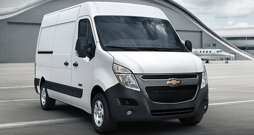 chevy express diesel redesign chevrolet engine news
