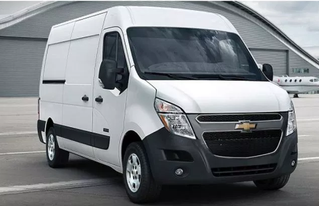 2020 Chevy Express Passenger Van | Chevrolet Engine News