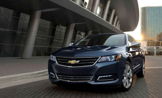 2020 Chevy Impala LT Changes | Chevrolet Engine News