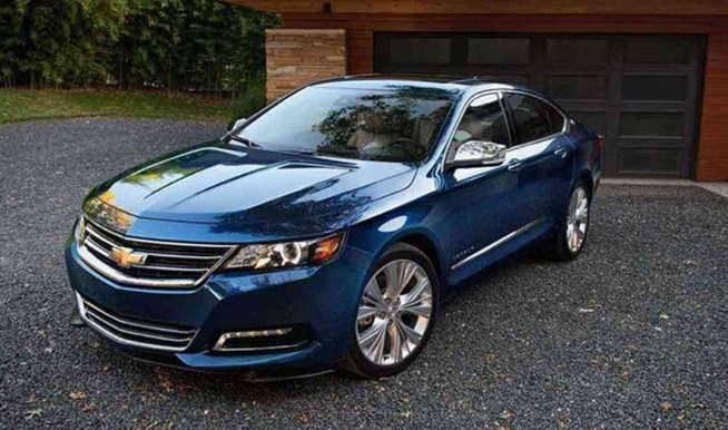 2020 Chevy Impala SS Changes | Chevrolet Engine News