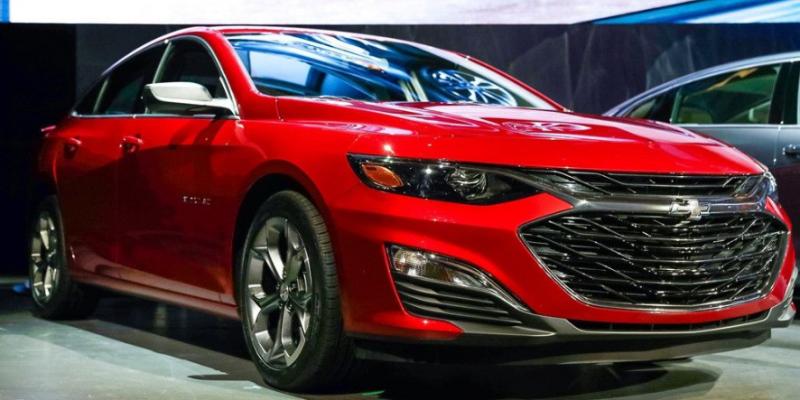 2020 Chevy Malibu Black Design | Chevrolet Engine News