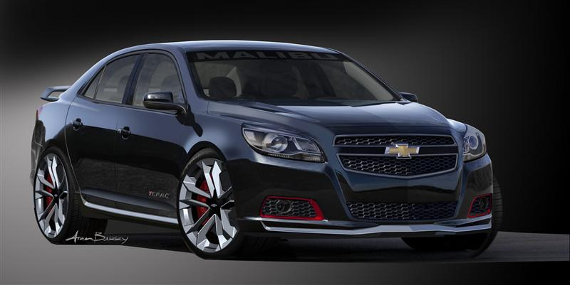 2020 Chevy Malibu Coupe Design | Chevrolet Engine News