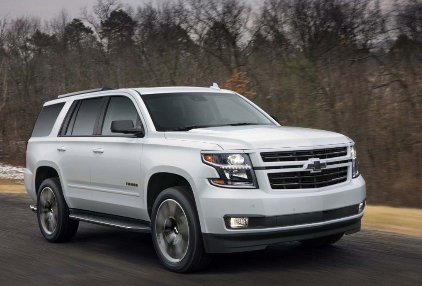 2019 Chevy Tahoe Premier Plus Luxury Tahoe, Redesign, Release Date, Price >> 2020 Chevy Tahoe Custom Concept Price Release Date
