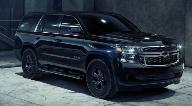 2020 Chevy Tahoe Z71 Midnight Edition | Chevrolet Engine News