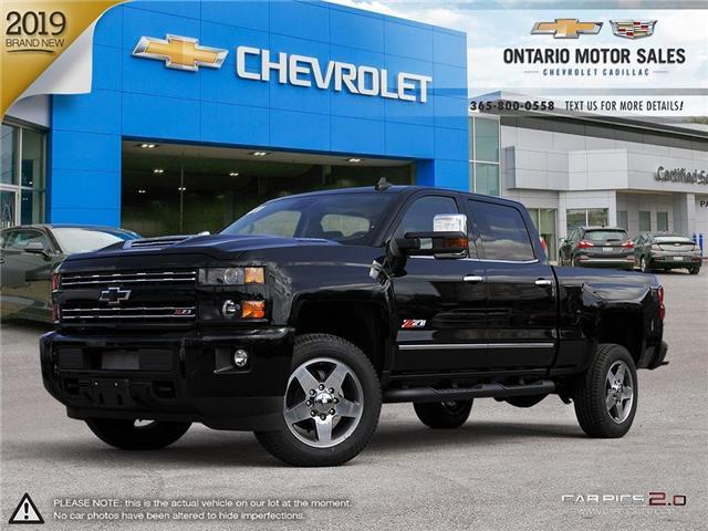 New 2019 Chevrolet Silverado 2500HD Custom Sport Edition ...