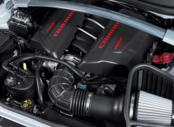 New 2022 Chevy Camaro Engine
