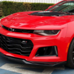 New 2022 Chevy Camaro Exterior