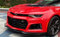 New 2022 Chevy Camaro Exterior