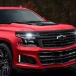 New 2022 Chevy Tahoe Exterior
