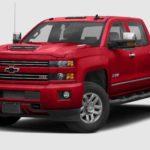 2022 Chevrolet Silverado 3500 Exterior