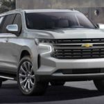 2022 Chevy Traverse Exterior