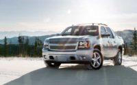 New 2022 Chevrolet Avalanche Exterior