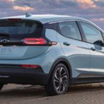 New 2022 Chevrolet Bolt EV Exterior