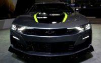 New 2022 Chevrolet Camaro Exterior