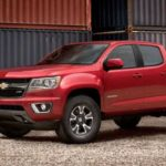 New 2022 Chevrolet Colorado Exterior