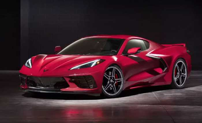 New 2022 Chevrolet Corvette Exterior