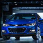 New 2022 Chevrolet Cruze Exterior