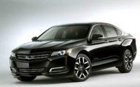 New 2022 Chevrolet Impala Exterior