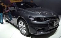 New 2022 Chevrolet Malibu Exterior