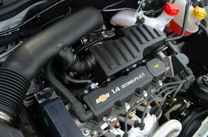 New 2022 Chevrolet Montana Engine