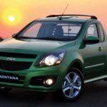 New 2022 Chevrolet Montana Exterior