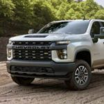New 2022 Chevrolet Silverado 3500HD Exterior