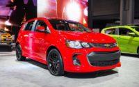 New 2022 Chevrolet Sonic Exterior