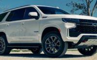 New 2022 Chevrolet Tahoe Exterior