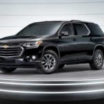New 2022 Chevrolet Traverse Exterior